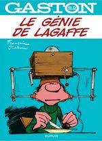 Couverture Le génie de Lagaffe - Gaston (Sélection), tome 2 (hors-série)