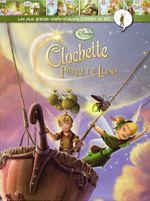 Couverture Clochette et la Pierre de Lune - Les plus grands chefs-d'œuvre Disney en BD, tome 56