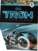Couverture Tron, L'Héritage - Les plus grands chefs-d'œuvre Disney en BD, tome 57