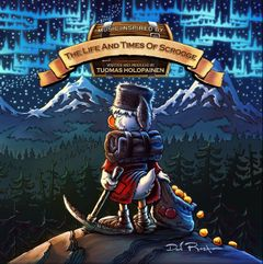 Pochette The Life and Times of Scrooge