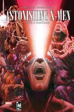 Couverture Astonishing X-Men - Boîte à Fantômes
