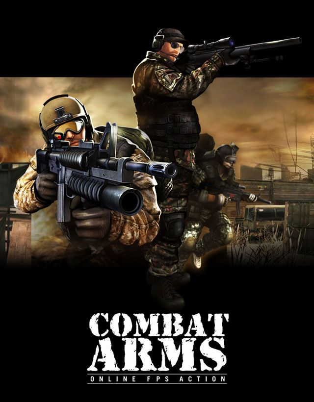 combat arms 2008 jeu vid o senscritique. Black Bedroom Furniture Sets. Home Design Ideas