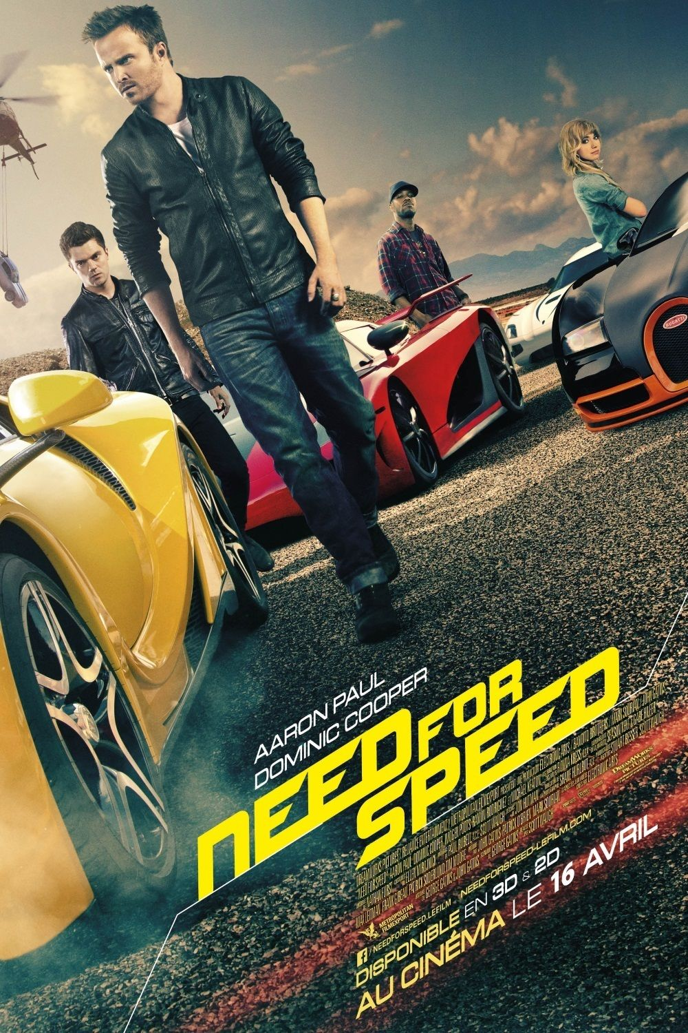 Need For Speed Filme