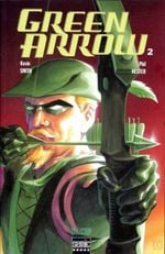 Couverture Green Arrow : Carquois, tome 2