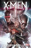 Couverture X-Men : Le Retour du Messie