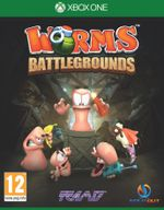 Jaquette Worms Battlegrounds