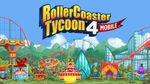 Jaquette RollerCoaster Tycoon 4 Mobile