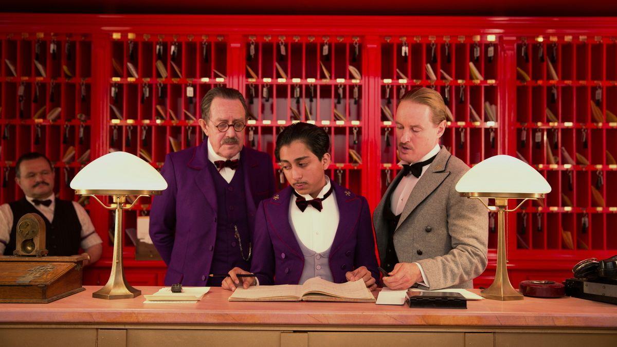 the grand budapest hotel film 2014 senscritique. Black Bedroom Furniture Sets. Home Design Ideas