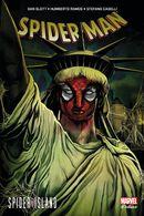 Couverture Spider-Man : Spider-Island