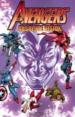 Couverture Avengers: Absolute Vision, Book 2