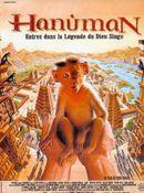 Affiche Hanuman