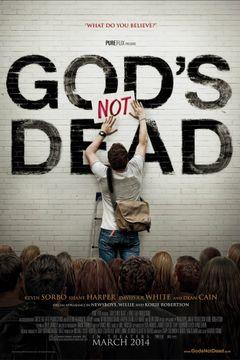 Affiche Dieu n'est pas Mort