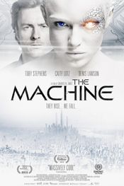 Affiche The Machine