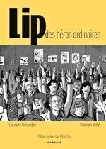 Couverture Lip, des héros ordinaires