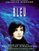 Affiche Trois couleurs : Bleu