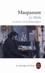 Couverture Le Horla et autres contes fantastiques