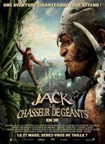 Affiche Jack le chasseur de géants