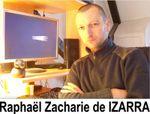 Affiche Les chroniques de Raphaël Zacharie de IZARRA