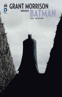 Couverture Requiem - Grant Morrison présente Batman, tome 8