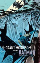 Couverture Gothique - Grant Morrison présente Batman, tome 0