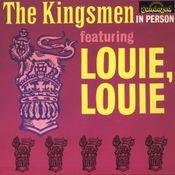 Pochette The Kingsmen in Person