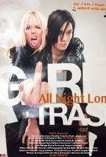 Affiche Girltrash: All Night Long