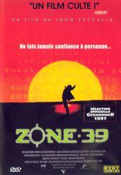 Affiche Zone 39