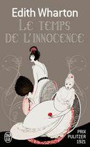 Couverture Le Temps de l'innocence