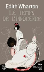 Couverture Le Temps de l'innocence