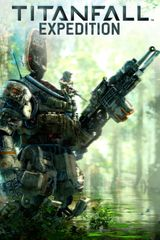 Jaquette Titanfall: Expedition