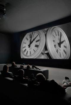 Affiche The Clock