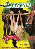 Affiche Amazonia, l'esclave blonde