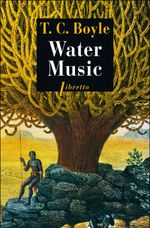Couverture Water music