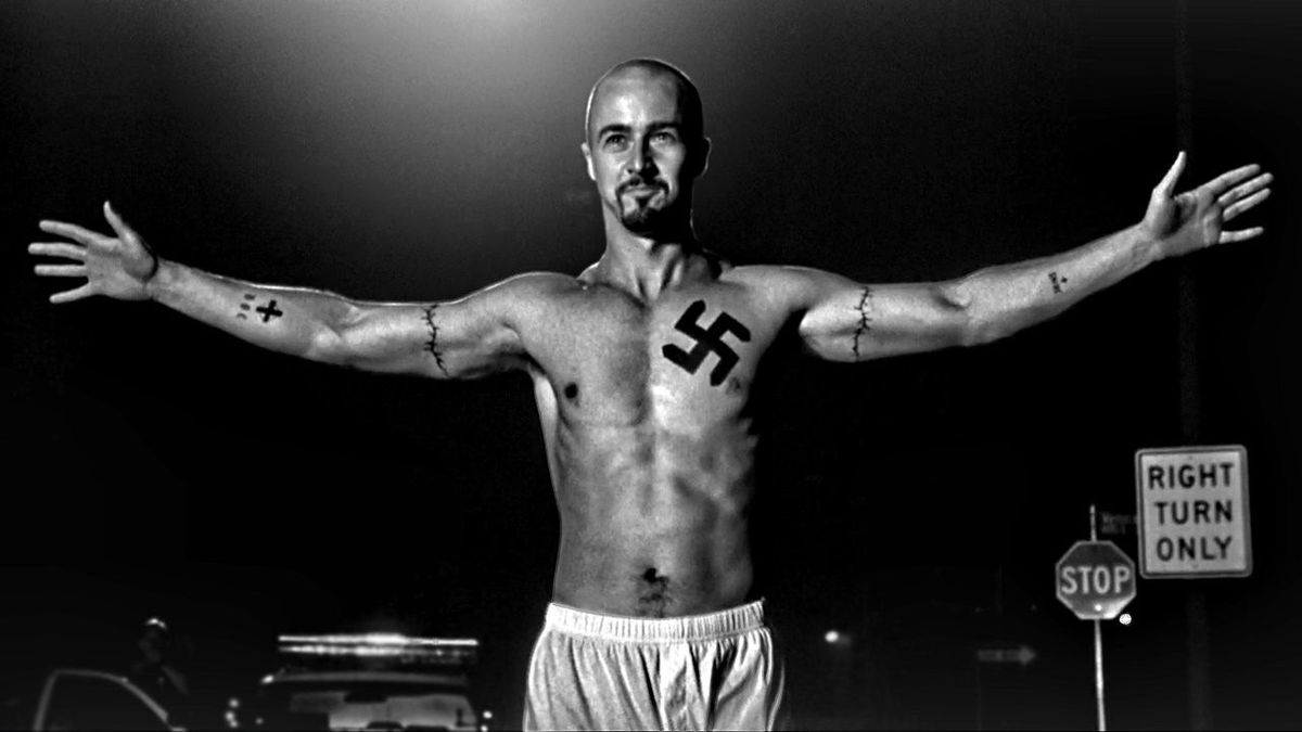 movies essays american history x Research within librarian-selected research topics on united states history from the questia online library, including full-text online books, academic journals, magazines, newspapers and more.