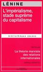 Couverture L'Impérialisme, stade suprême du capitalisme