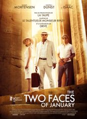 Affiche The Two Faces of January