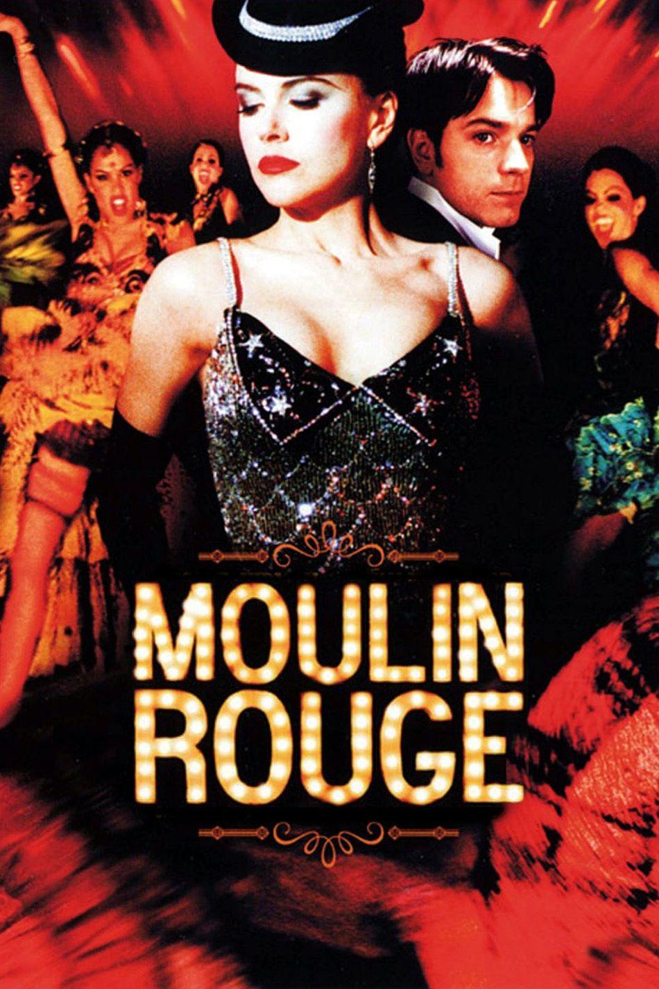 Moulin Rouge Elokuva