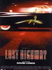 Affiche Lost Highway