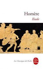 Couverture Iliade