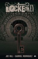 Couverture Alpha & Oméga - Locke & Key, tome 6