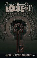 Couverture Alpha & Oméga - Locke & Key, tome 6