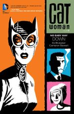 Couverture Catwoman Vol. 2: No Easy Way Down