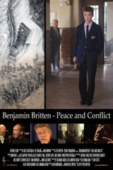 Affiche Benjamin Britten: Peace and Conflict
