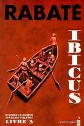 Couverture Ibicus, tome 3