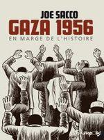 Couverture Gaza 1956 : En marge de l'Histoire