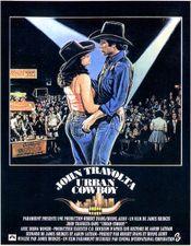 Affiche Urban Cowboy