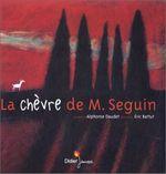 Couverture La Chèvre de Monsieur Seguin