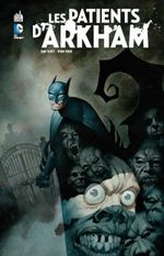 Couverture Les Patients d'Arkham