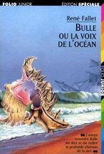 Couverture Bulle ou la Voix de l'océan