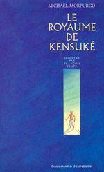 Couverture Le Royaume de Kensuké